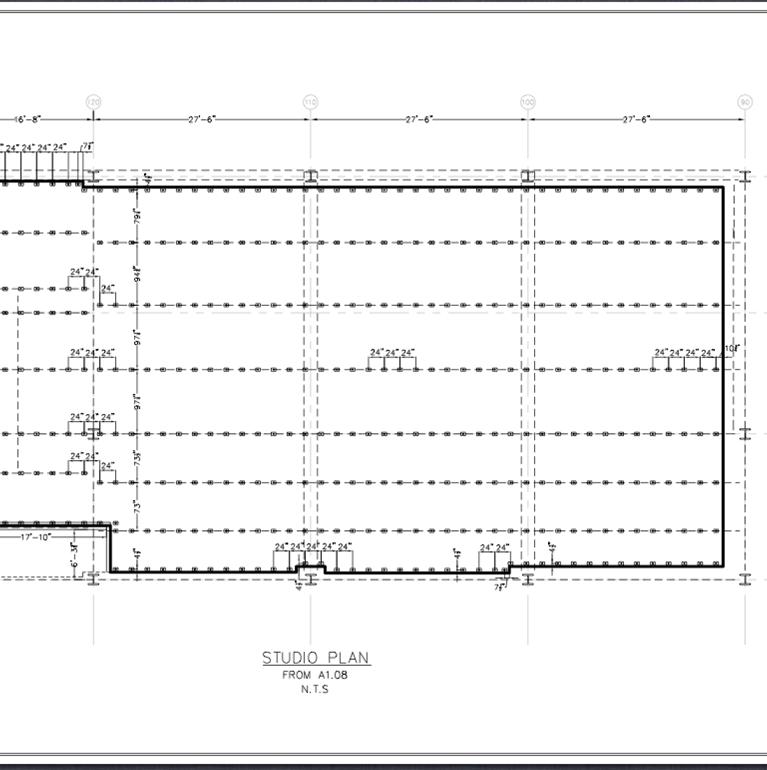 Fallon Studio Plan