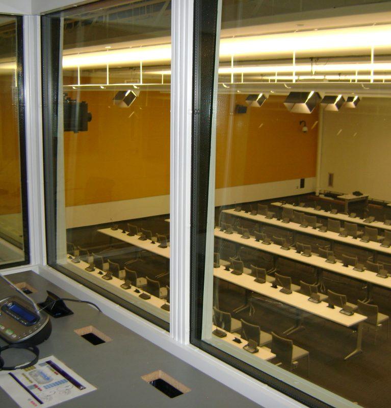 UN Control room